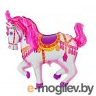 Все для праздника Шар фольгированный Flexmetal Лошадь цирковая Pink 1230020