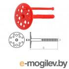 Дюбель для теплоизоляции 10х90 мм с пласт. гвоздем (150 шт в коробе) STARFIX