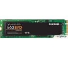 SSD диск Samsung 860 Evo 1TB (MZ-N6E1T0BW)