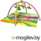 Развивающий коврик Lorelli Сказки / 10300330000 (зеленый)
