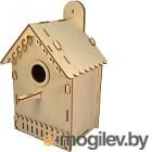 Сборная игрушка POLLY Домик для птиц