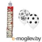 Все для праздника Набор воздушных шаров ПОИСК Футбол 30cm 5шт 4690296054366