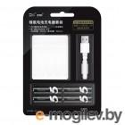 Xiaomi ZMI PB411 White - с аккумуляторами AA 4 шт
