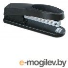Степлер Trio, дизайн люкс до 20 листов,черный, вместимость 100 скоб.,KW-trio.