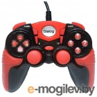 Dialog GP-A15 black/red