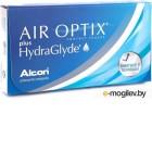 Контактные линзы Alcon Air Optix Plus HydraGlyde 6 линз / 8.6 / -1