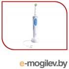 Зубная щетка электрическая Oral-B Vitality 3D White белый/голубой