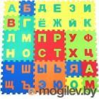 Коврик-пазл Sunta с русскими буквами 36 элементов 1101AT/36