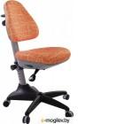 Детское ортопедическое кресло Бюрократ KD-2/G/GIRAFFE (оранжевый)