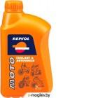 Антифриз  MOTO COOLANT & ANTIFREEZE, 1 л Repsol  RP714W51