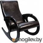 Кресло-качалка Calviano Бастион 4 экокожа (SELENA VENGE)