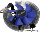 Кулер PCCooler E90 S775/1155/56/AM2/2+/AM3/FM1/2/754/939 (48 шт/кор, TDP95W, вент-р 90мм, 2500RPM, 25dBa) Retail Color Box
