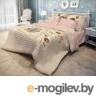комплекты Волшебная Ночь Прованс Tulips Комплект 1.5 спальный Ранфорс 702142