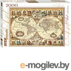 Пазл Step Puzzle Историческая карта мира / 84003 (2000эл)