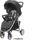 Детская прогулочная коляска 4Baby Rapid Premium (серебристый)