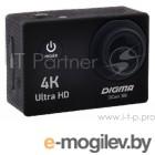 Экшн камеры Digma DiCam 380 Black