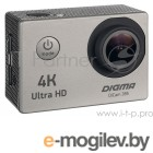 Экшн камеры Digma DiCam 385 Grey