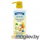 Натуральное детское моющее средство Babyline для  посуды, овощей и фруктов 600 мл. DB041