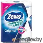 Бумажные полотенца Zewa Wisch&Weg Design (2рул)