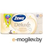 Туалетная бумага Zewa Deluxe Aroma Spa (1х8рул)