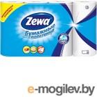 Бумажные полотенца Zewa 1x4рул