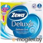 Туалетная бумага Zewa Deluxe (1x4рул)