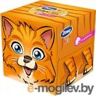 Бумажные салфетки Zewa Kids 3-слойные (60шт)