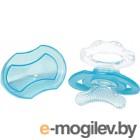 Прорезыватель для зубов BabyOno Силиконовый 1008 голубой