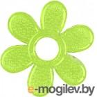 """Прорезыватель для зубов BabyOno Охлаждающий гелевый """"Цветок"""" 1060 зеленый"""