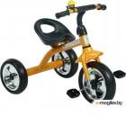 Детский велосипед Lorelli A28 (золотистый/черный)