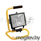 Прожектор ИЭК ИО -500П  переноска, с лампой в комплекте, черный, IP54
