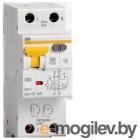 Выключатель автоматический дифференциального тока ИЭК 2п 25А/30мА C  АВДТ 32 MAD22-5-025-C-30