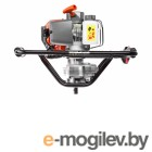 Мотобур Хаммер Флекс MTB80  1.8кВт/2.45л.с. 51.7см3 212об/мин бак 1.2л вес 9.50 кг