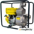 Мотопомпа CHAMPION GTP80H  сильнозагрязненная вода 1300л/мин 8/26м UP177 OHV 9лс 53кг 3