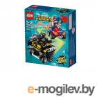 Lego Super Heroes Mighty Micros Бэтмен против Харли Квин 76092