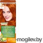 Крем-краска для волос Garnier Color Naturals Creme 7.40 (пленительный медный)