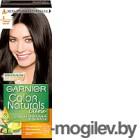 Крем-краска для волос Garnier Color Naturals Creme 3 (темный каштан)