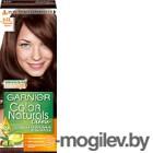 Крем-краска для волос Garnier Color Naturals Creme 4.15 (морозный каштан)