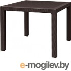 Мебель/комплект для сада Keter Стол уличный Melody Quartet 95, коричневый