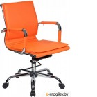 Кресло Бюрократ CH-993-Low/Orange