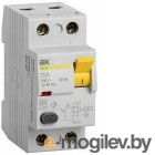 Выключатель дифференциального тока ИЭК 2п 32А/30 мА  УЗО MDV10-2-032-030