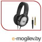наушники, наушники с микрофоном и гарнитуры Sennheiser HD 206 Black