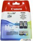 Canon PG-510/CL-511 2970B010 черный/цветной Pixma MP260