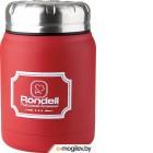 Термос для еды Rondell RDS-941 0.5л (красный)