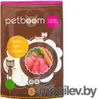 Корм для кошек Petboom Мясное ассорти (10кг)