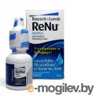 Растворы для контактных линз Капли Bausch  Lomb Renu MultiPlus Lubricating  Rewetting Drops 8ml