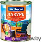 Лазурь декоративная LuxDecor Белый (5л)
