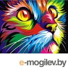 Картина по номерам Picasso Радужный кот (PC4050344)