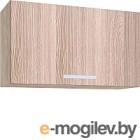 Шкаф под вытяжку Интерлиния Мила ВШГ60-360 (ясень светлый)