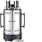 Электрошашлычница Endever Grillmaster 295 (серебристый/черный)